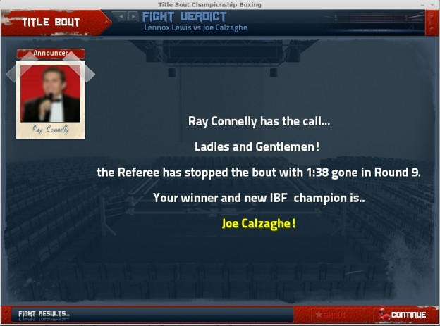 Title Bout Championship Boxing 2013 Screenshot #11 for PC