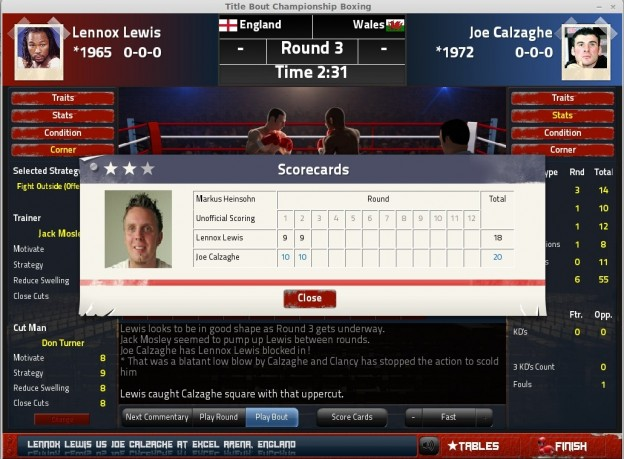 Title Bout Championship Boxing 2013 Screenshot #12 for PC