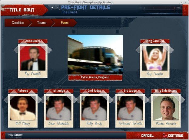 Title Bout Championship Boxing 2013 Screenshot #15 for PC