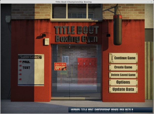 Title Bout Championship Boxing 2013 Screenshot #23 for PC