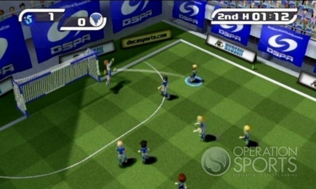 Deca Sports Screenshot #19 for Wii