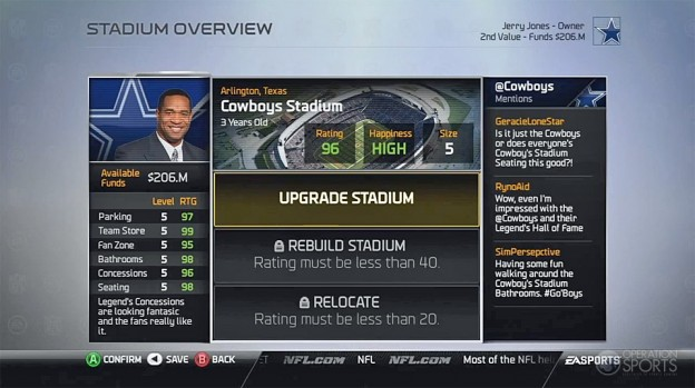 Madden  NFL 25 Screenshot #136 for Xbox 360