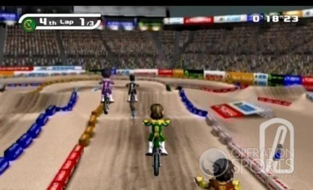 Deca Sports Screenshot #20 for Wii