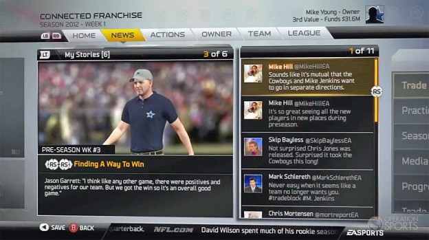 Madden  NFL 25 Screenshot #154 for Xbox 360