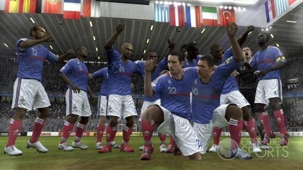 UEFA EURO 2008 Screenshot #5 for Xbox 360