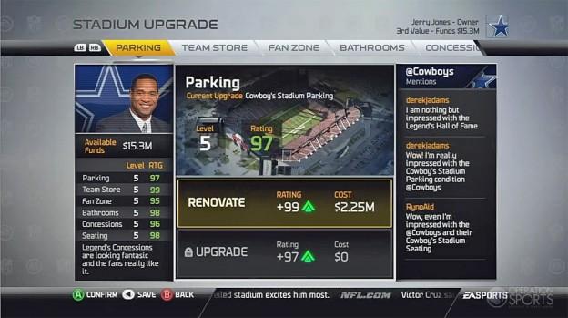 Madden  NFL 25 Screenshot #116 for PS3