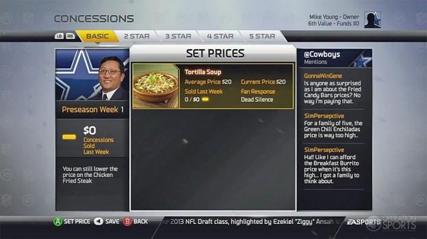 Madden  NFL 25 Screenshot #125 for PS3