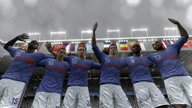 UEFA EURO 2008 Screenshot #11 for PS3