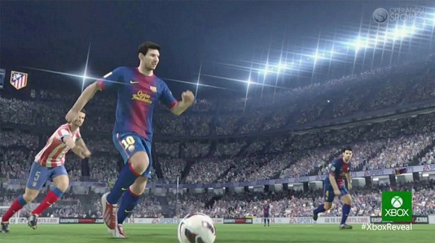 FIFA Soccer 14 Screenshot #2 for Xbox One