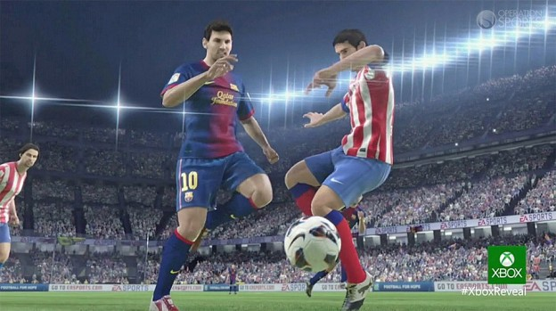 FIFA Soccer 14 Screenshot #3 for Xbox One