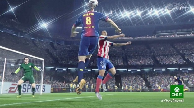 FIFA Soccer 14 Screenshot #5 for Xbox One