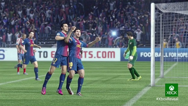 FIFA Soccer 14 Screenshot #8 for Xbox One