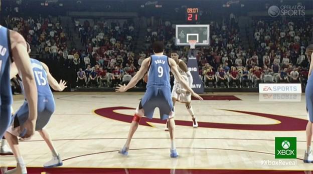 NBA Live 14 Screenshot #7 for Xbox One