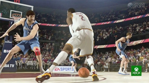 NBA Live 14 Screenshot #9 for Xbox One