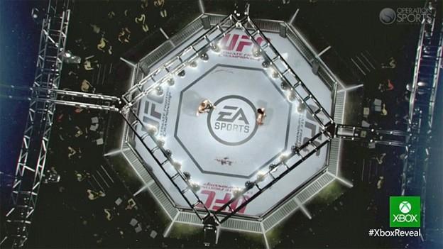 EA Sports UFC Screenshot #1 for Xbox One
