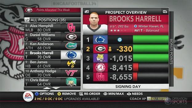 NCAA Football 14 Screenshot #157 for Xbox 360