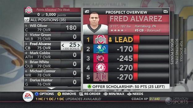 NCAA Football 14 Screenshot #170 for Xbox 360