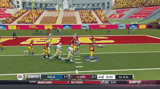 NCAA Football 14 Screenshot #105 for PS3