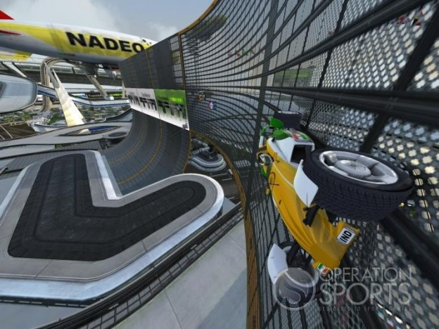 TrackMania Nations Forever Screenshot #3 for PC