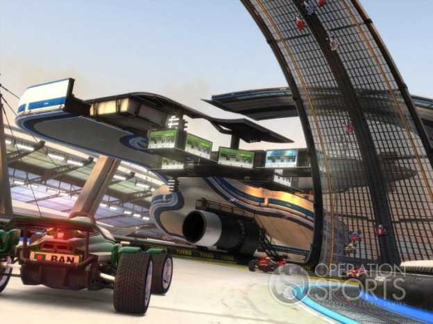 TrackMania Nations Forever Screenshot #4 for PC