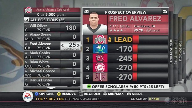 NCAA Football 14 Screenshot #123 for PS3