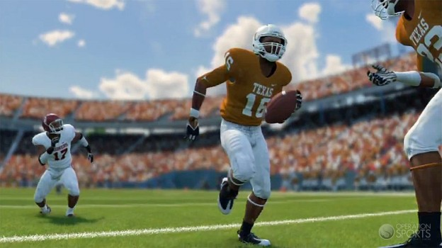 NCAA Football 14 Screenshot #129 for PS3