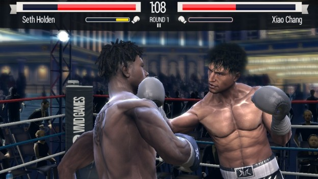 Real Boxing Screenshot #3 for PS Vita