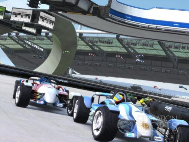TrackMania Nations Forever Screenshot #6 for PC