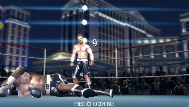 Real Boxing Screenshot #4 for PS Vita