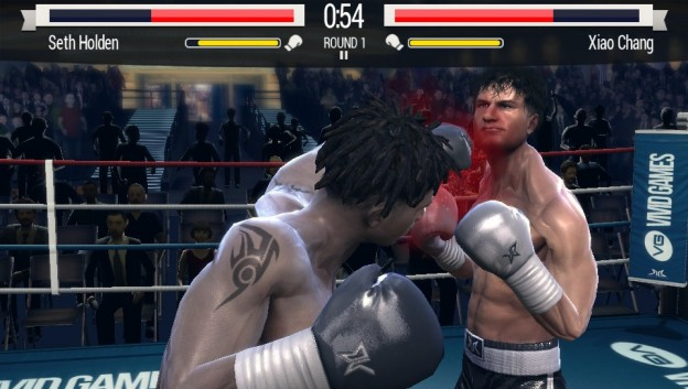 Real Boxing Screenshot #5 for PS Vita