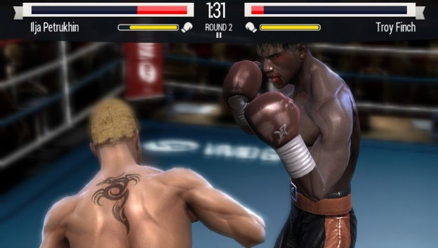 Real Boxing Screenshot #7 for PS Vita