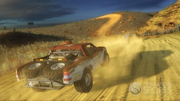 Baja: Edge of Control Screenshot #3 for Xbox 360