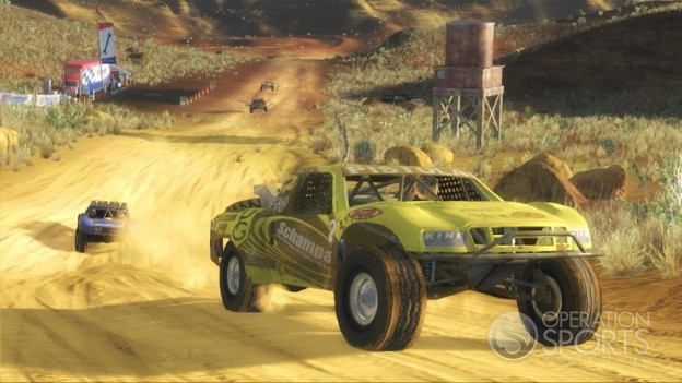 Baja: Edge of Control Screenshot #4 for Xbox 360
