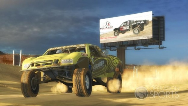 Baja: Edge of Control Screenshot #5 for Xbox 360