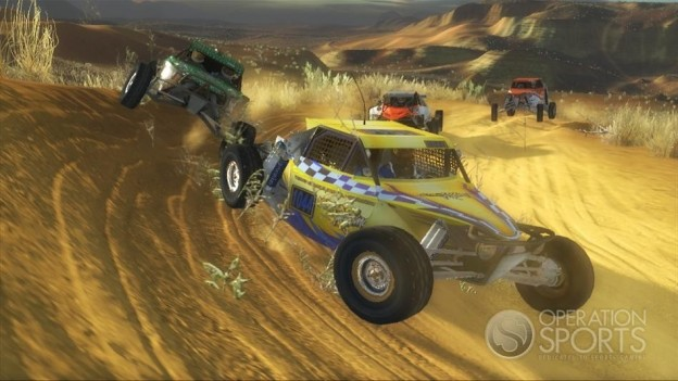 Baja: Edge of Control Screenshot #7 for Xbox 360
