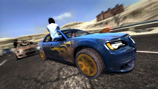 Fast & Furious: Showdown Screenshot #2 for Xbox 360, PS3