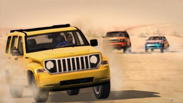Fast & Furious: Showdown Screenshot #3 for Xbox 360, PS3