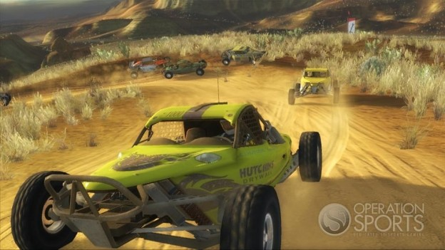 Baja: Edge of Control Screenshot #8 for Xbox 360
