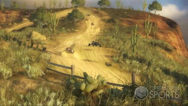Baja: Edge of Control Screenshot #9 for Xbox 360