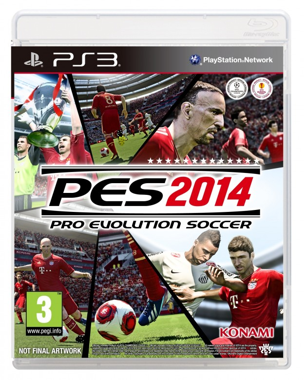 Pro Evolution Soccer 2014 Screenshot #5 for PS3