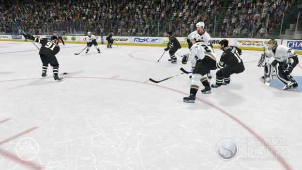 NHL 08 Screenshot #10 for Xbox 360