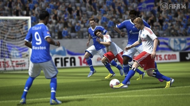 FIFA Soccer 14 Screenshot #14 for Xbox 360