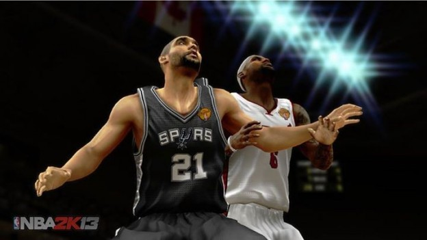 NBA 2K13 Screenshot #233 for Xbox 360