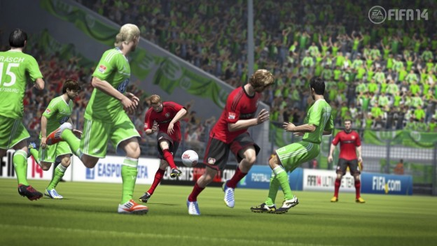 FIFA Soccer 14 Screenshot #15 for PS3