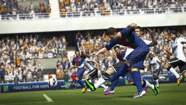 FIFA Soccer 14 Screenshot #17 for Xbox 360