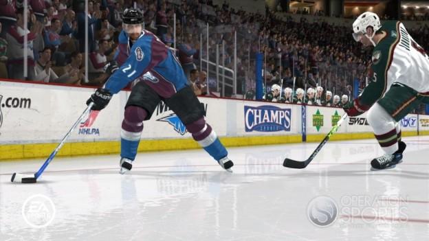 NHL 08 Screenshot #16 for Xbox 360