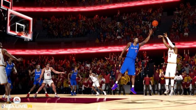 NBA Live 14 Screenshot #11 for Xbox One