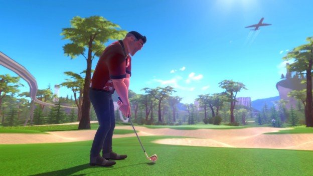 Powerstar Golf Screenshot #1 for Xbox One