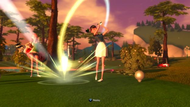 Powerstar Golf Screenshot #2 for Xbox One