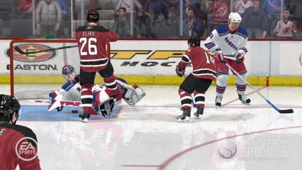 NHL 08 Screenshot #23 for Xbox 360